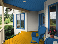 Exterior Latex House Paints